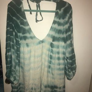 Swim cover up - size M/L - new without tags